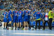 Fotorelacja z inaugurującego sezon 2014/2015 spotkania przeciwko Nielbie Wągrowiec, wygranego przez Nafciarzy 33:26 (17-11) autorstwa Bartosza Sobiesiaka.