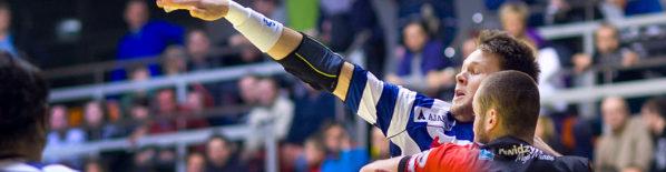 Podopieczni Manolo Cadenasa odnieśli pewne zwycięstwo w pierwszym spotkaniu 1/4 Pucharu Polski pokonując w płockiej hali siódemkę MMTS-u Kwidzyn 33:24 (17:13). Największym katem gości okazał się Valentin Ghionea, który zapisał […]