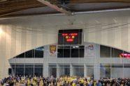 Po zaciętym meczu w Kielcach, Wisła niestety przegrywa z gospodarzem 33 do 30. O końcowym wyniku decydowały jednak dopiero rzuty karne – w regulaminowym czasie mecz zakończył się wynikiem po […]