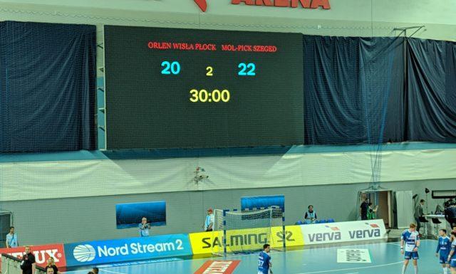 Niestety przegrywamy pierwszy mecz L16 ligi mistrzów 22 do 20. Rewanż za tydzień na Węgrzech. Wkrótce więcej…