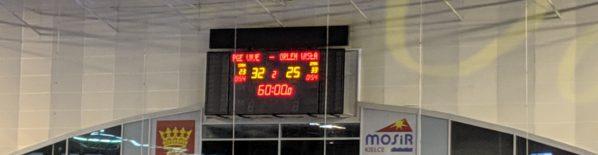 Niestety przegrywamy w rewanżowym meczu w Kielcach i kończymy sezon ze srebrnym medalem. Dzięki za walkę Nafciarze!